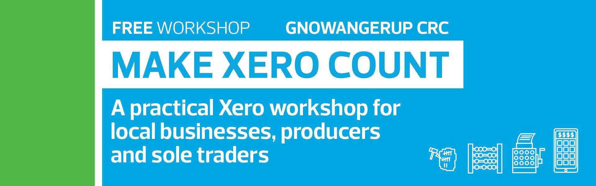 Make Xero Count
