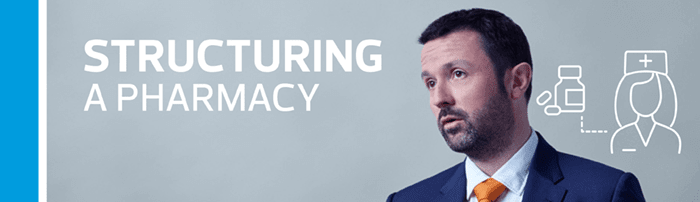 Structuring a pharmacy