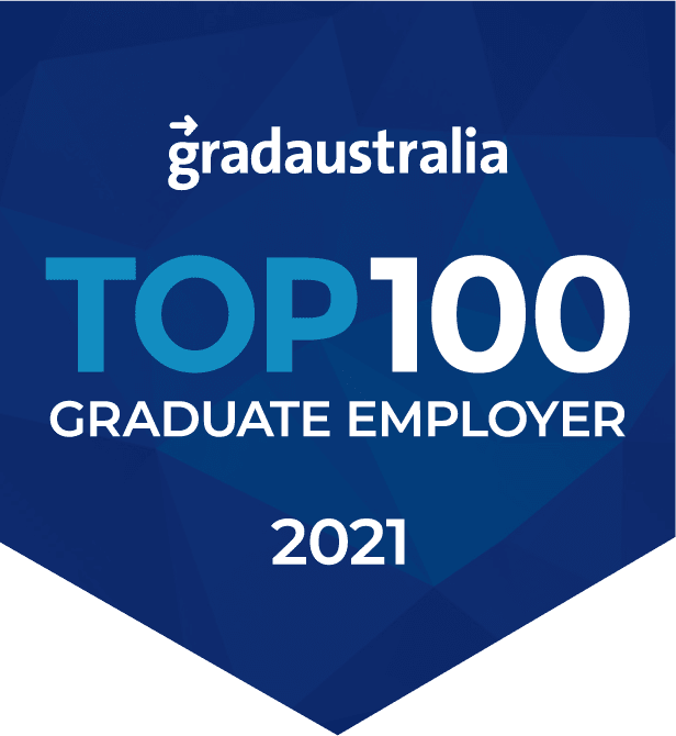 RSM is a recognised as a top 100 graduate employer in 2021 by gradconnection