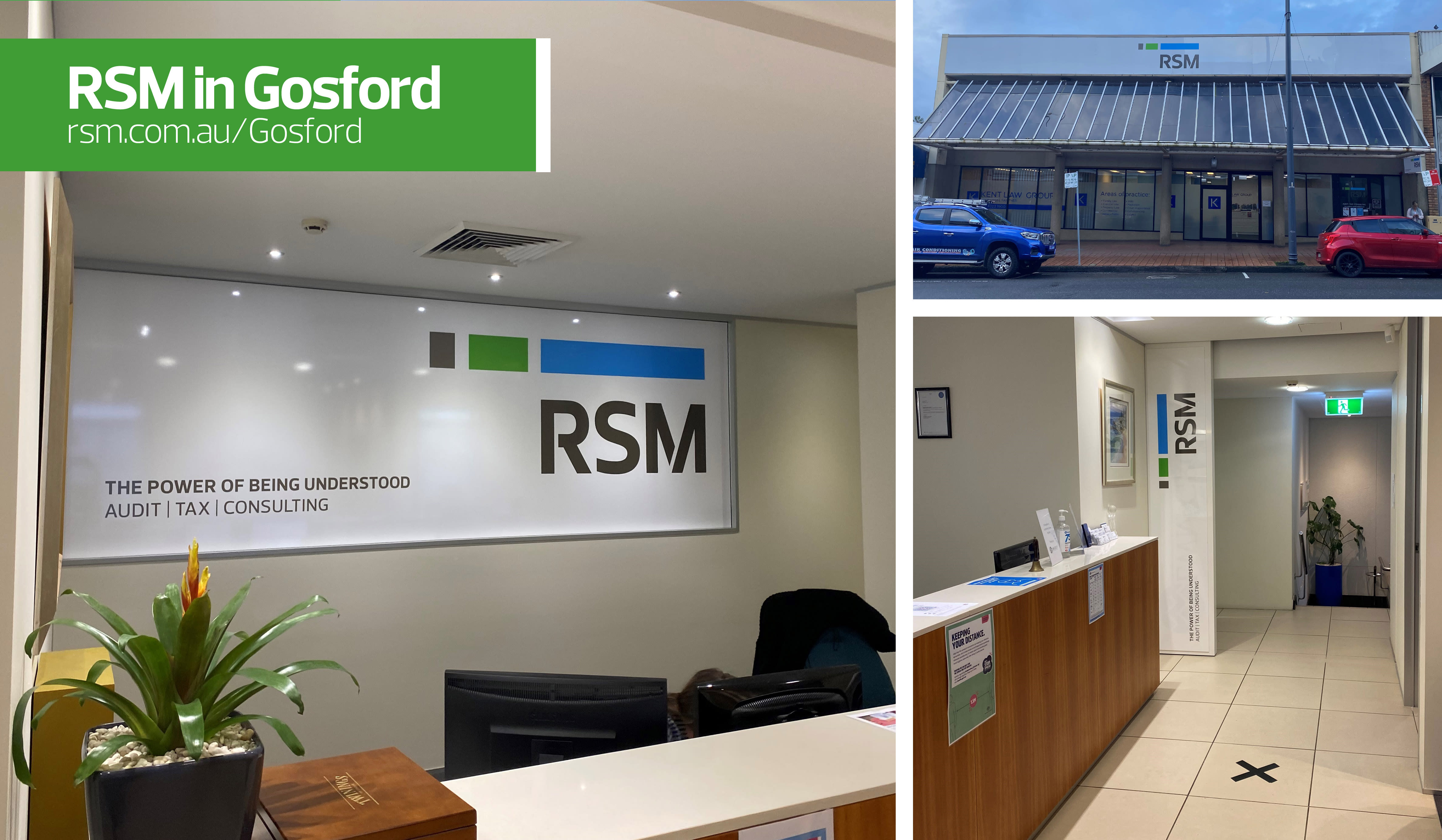 RSM in Gosford offers business advisory, taxation and accounting services to Gosford and the central coast.