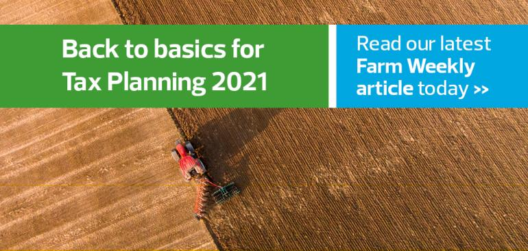 Back to basics for Tax Planning 2021