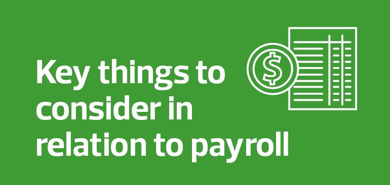 Is your payroll system the next disaster?