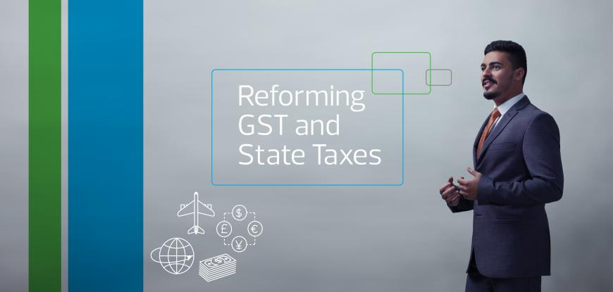 GST and State Taxes