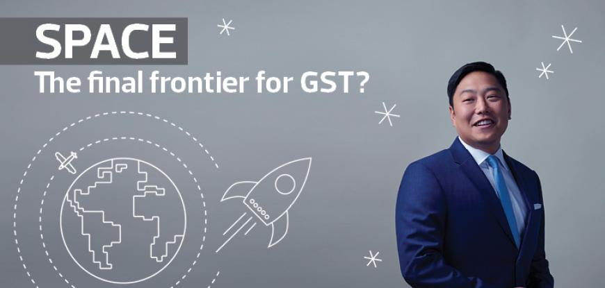 Space: The final frontier for GST?