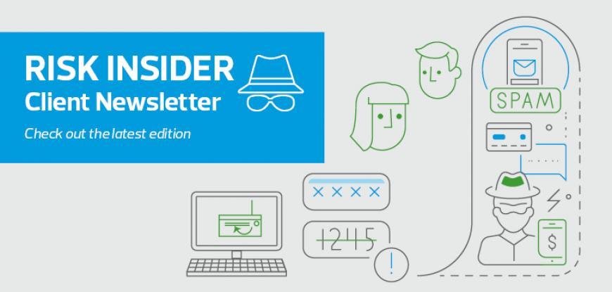 Risk Insider Newsletter - Edition #9