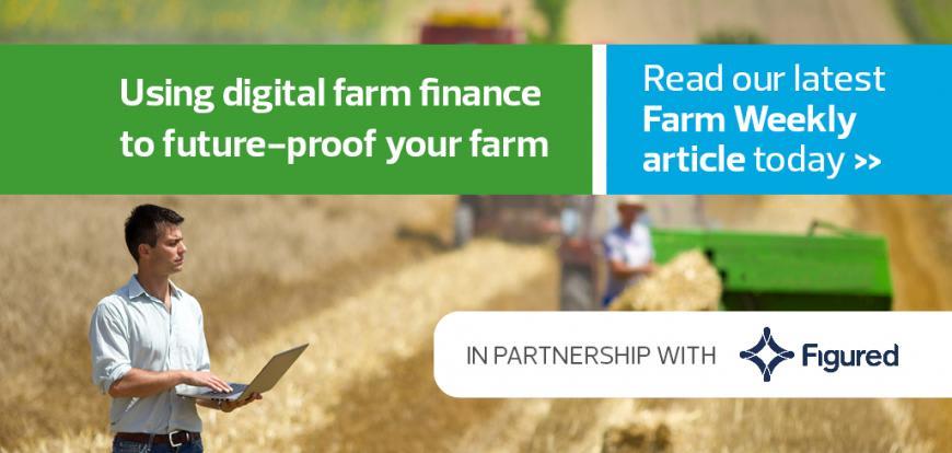 Using digital farm finance to future-proof your farm