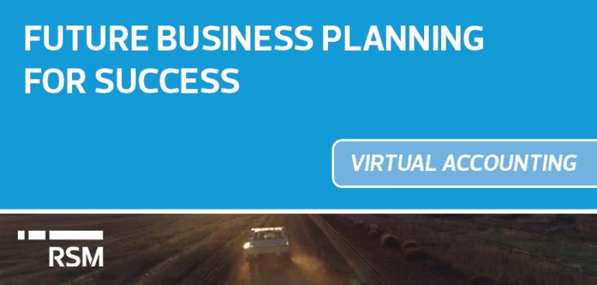 Future business planning for success