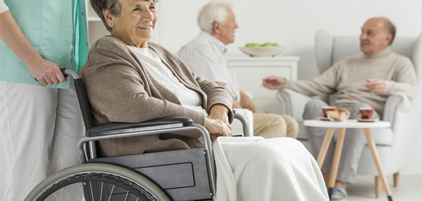 The Aged Care Industry has received new government funding for COVID-19
