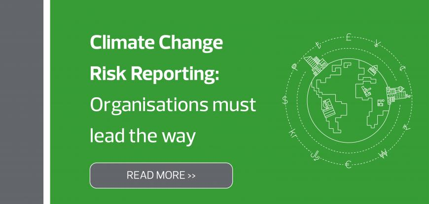 Climate change risk reporting