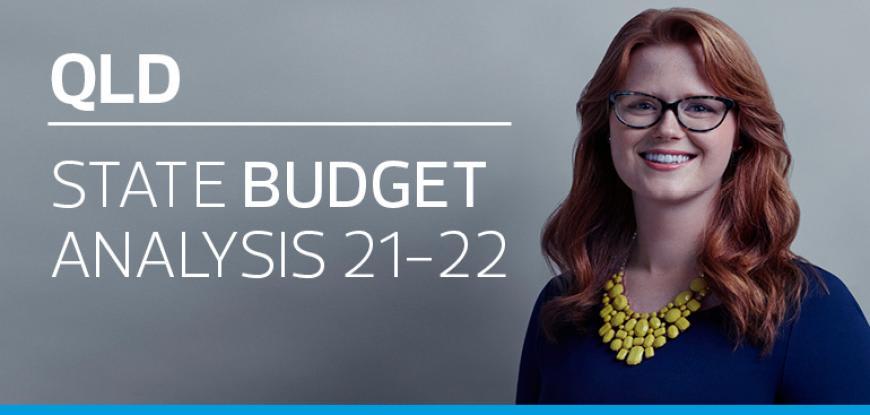 2021-22 Queensland State Budget