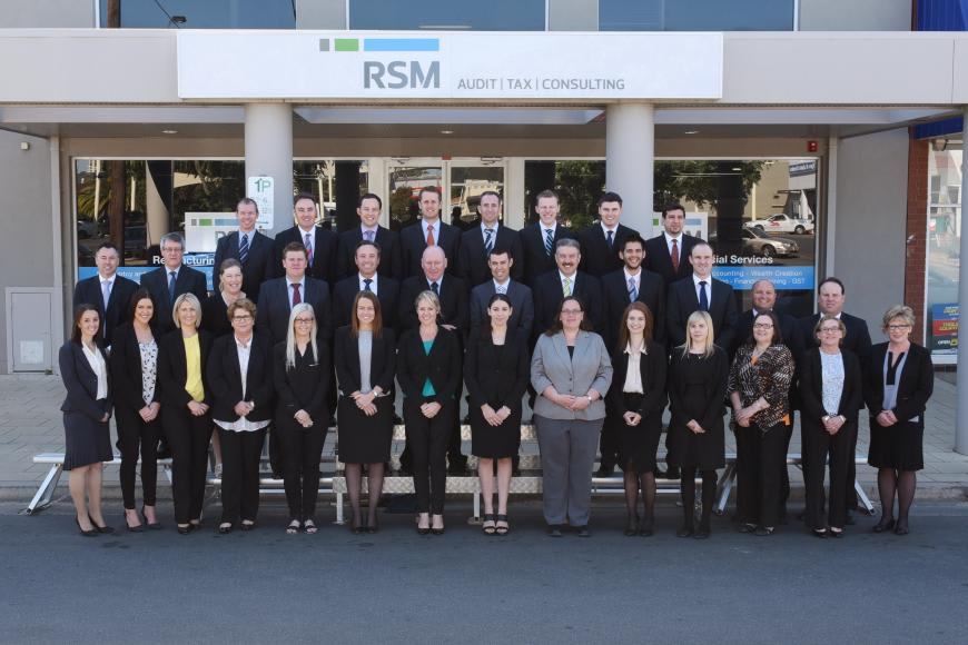 Local firm merges with our RSM Wagga Wagga office