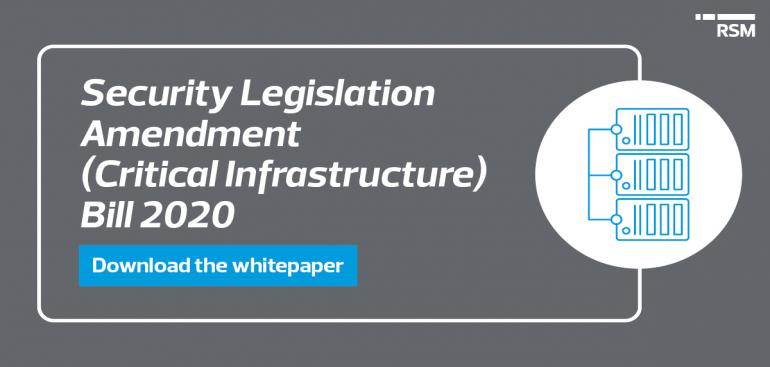 Security of Critical Infrastructure Act 2018
