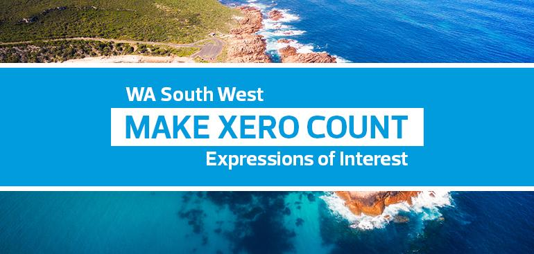 Make Xero Count Workshops | South West Expression of Interest