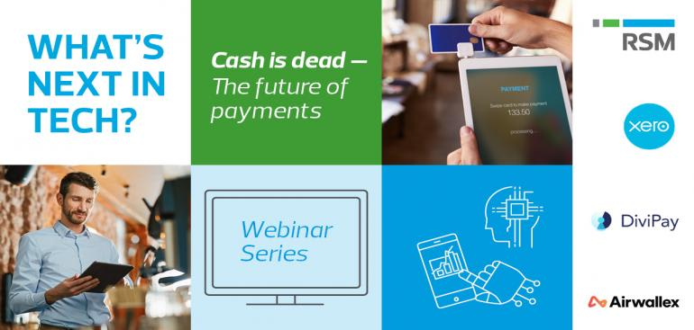 What's Next in Tech: Cash is dead – The future of accounts payable