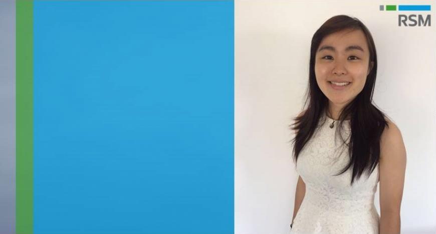 #ExperienceRSM: estudante chinesa compartilha sua experiência na RSM Brasil