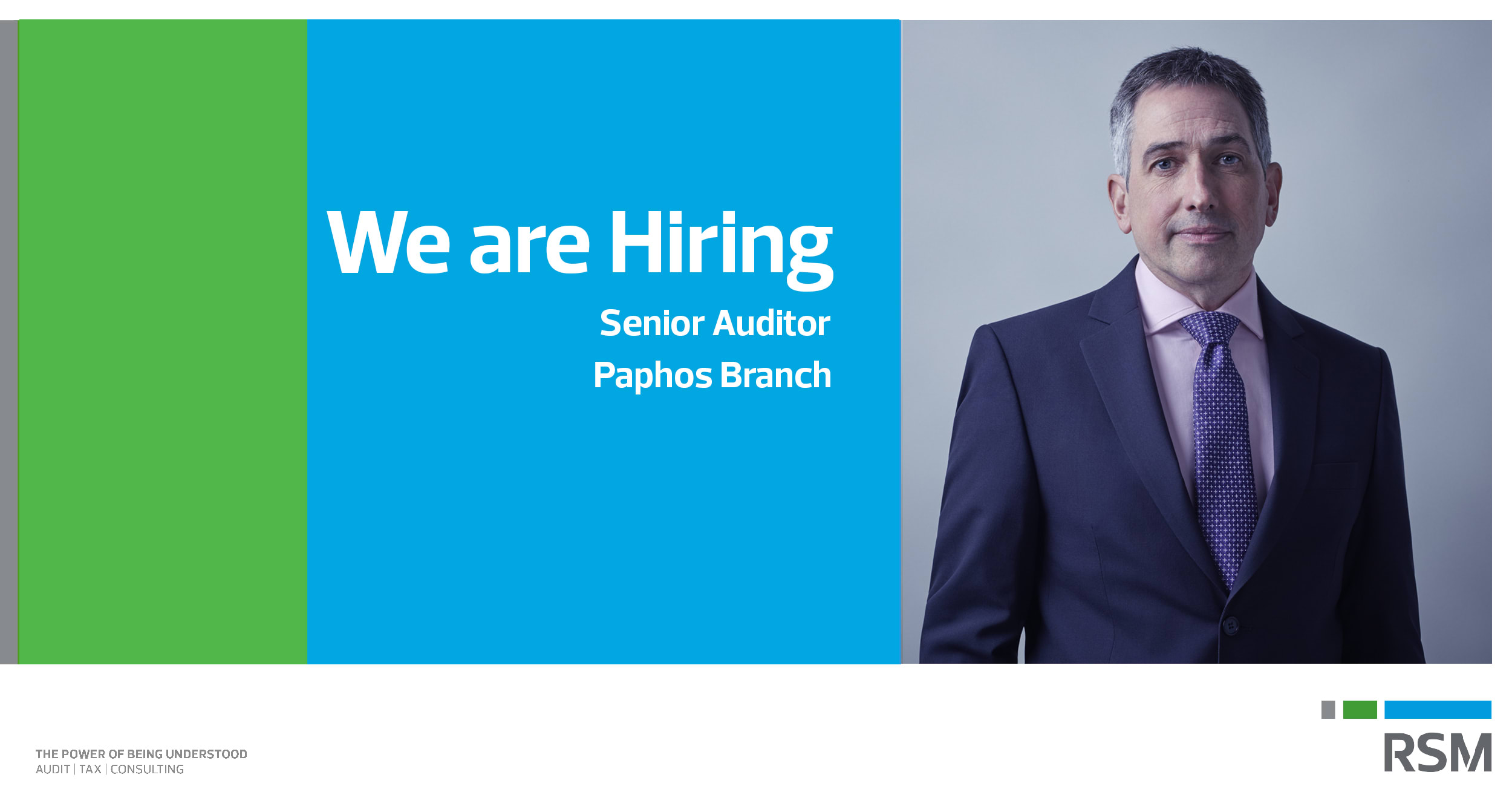 Senior Auditor Paphos Branch