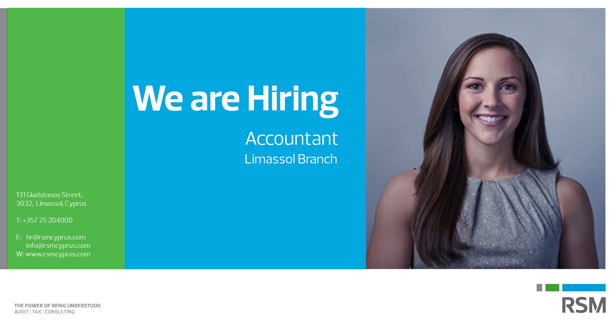 Accountant - Limassol Branch