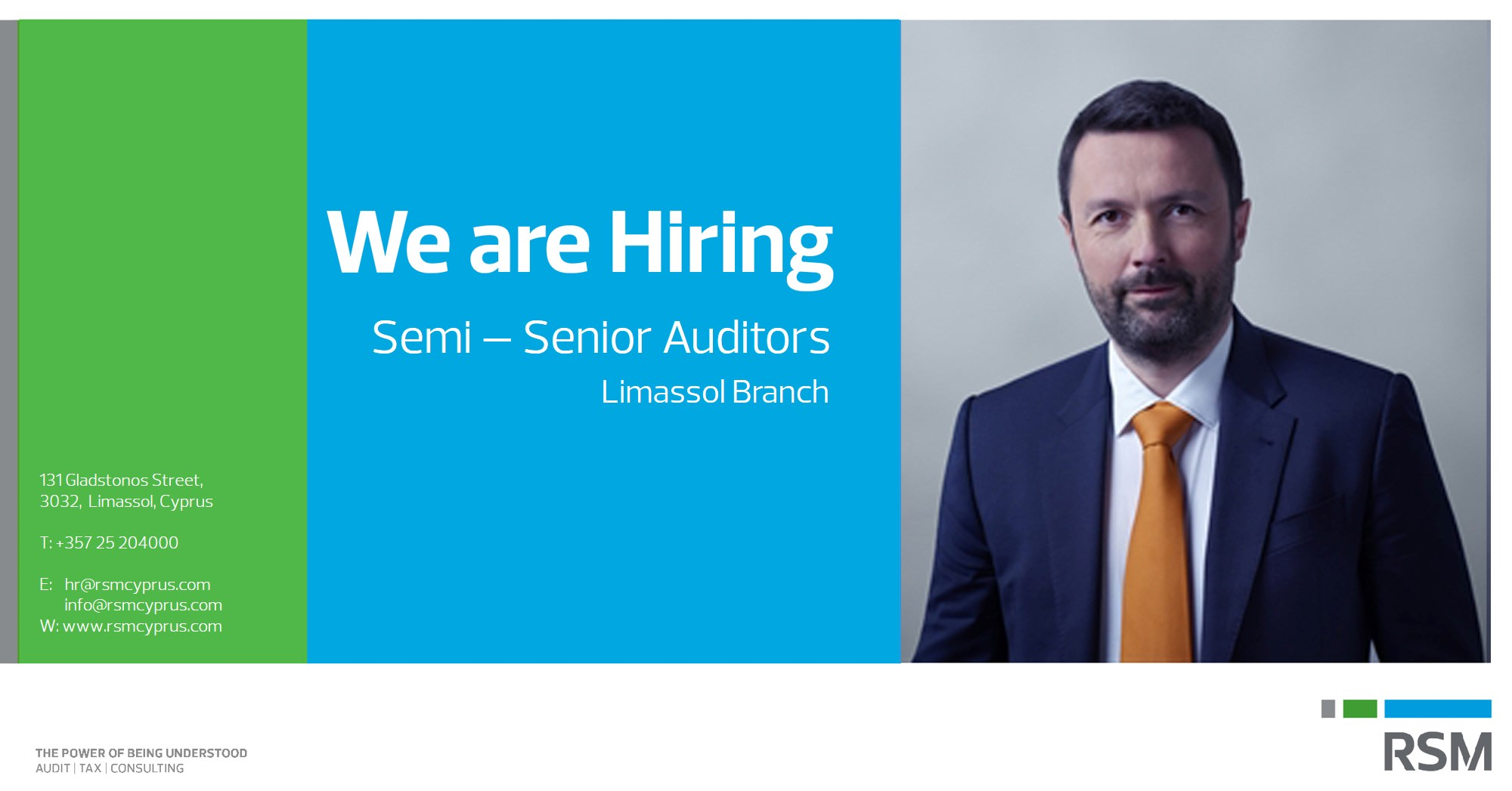 We are Hiring Semi_Senior_Auditors