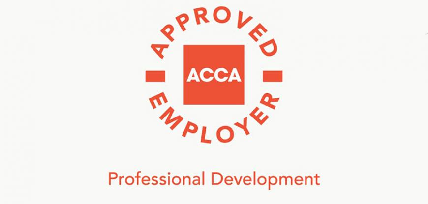 ACCA Approved Employer