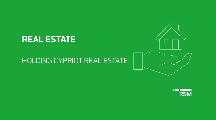Holding Cypriot Real Estate
