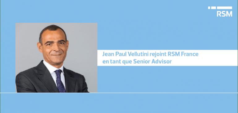 Jean-Paul Vellutini rejoint RSM France