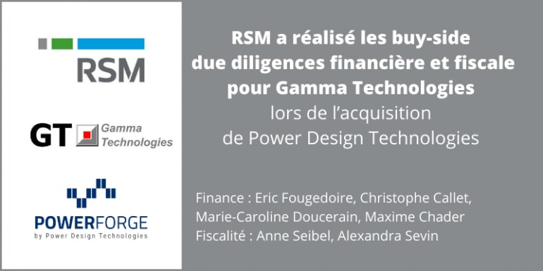 Gamma Technologies acquisition PowerForge