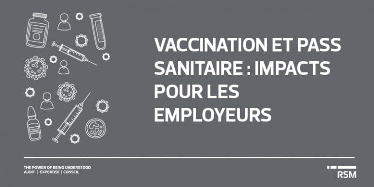 Vaccination et pass-sanitaire