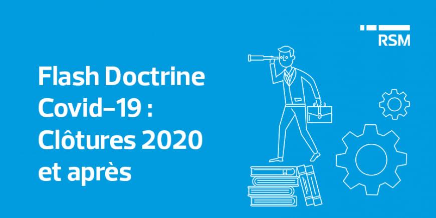 Flash Doctrine - Spécial Covid-19
