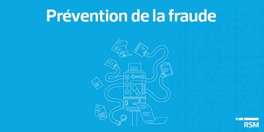 Prévention de la fraude