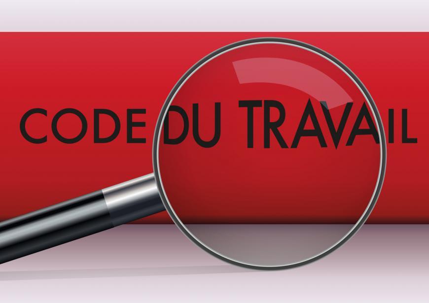 Code du travail - Ordonnances Macron