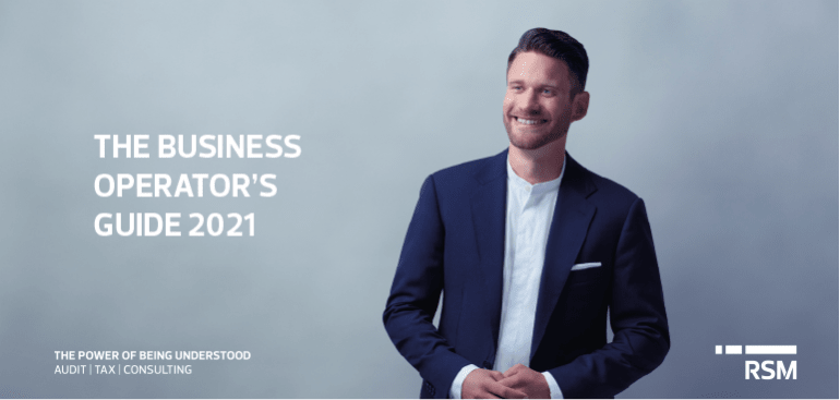 The business operator's guide 2021