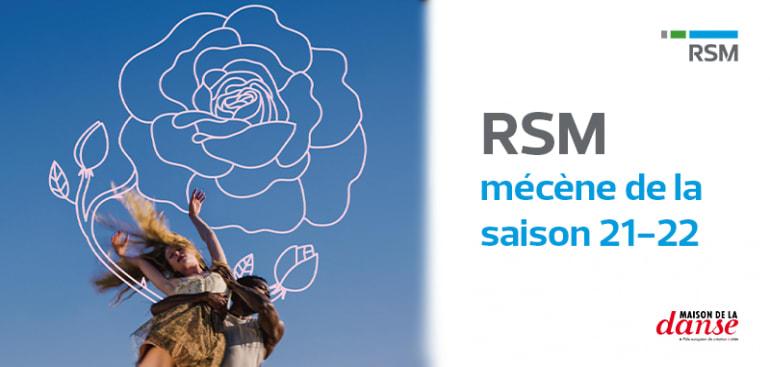 RSM, mécène de la Maison de la Danse Lyon
