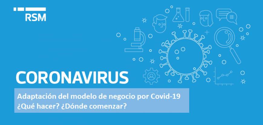 Adaptación al cambio por crisis del Coronavirus