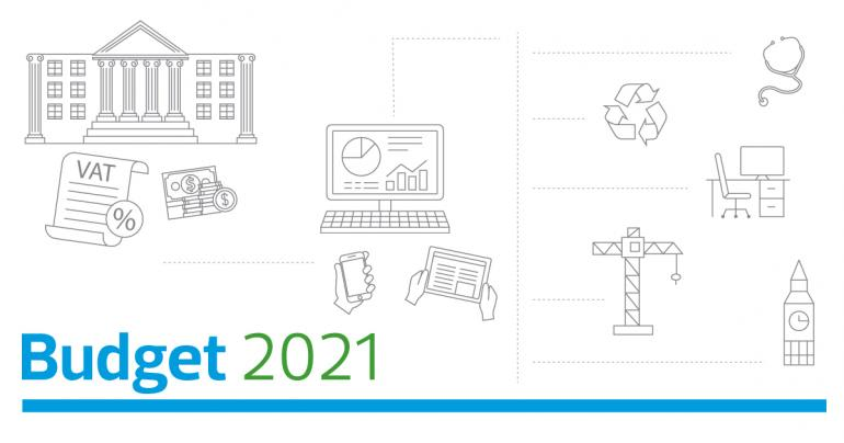 Budget 2021 - the changes and what they mean for your business