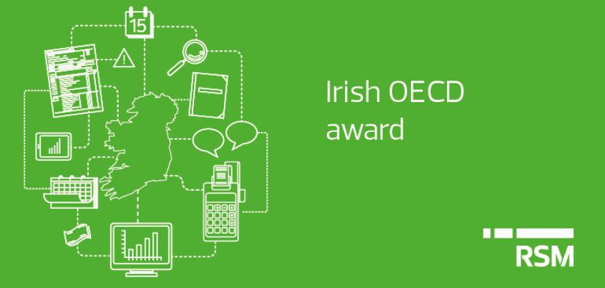 Irish OECD award