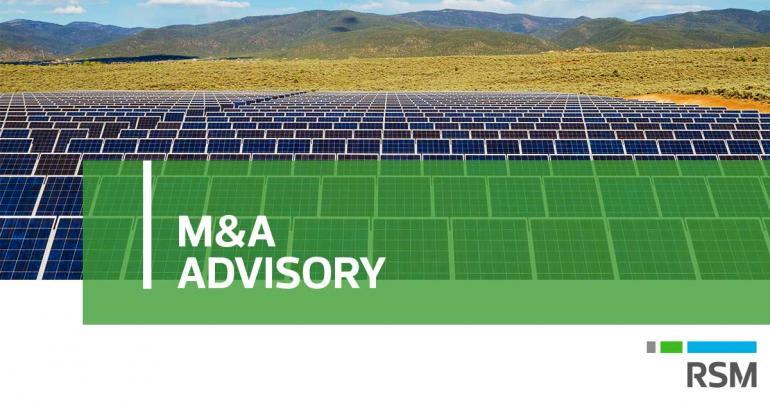 RSM al fianco di Sonnedix nell'acquisizione di un impianto fotovoltaico in Sicilia