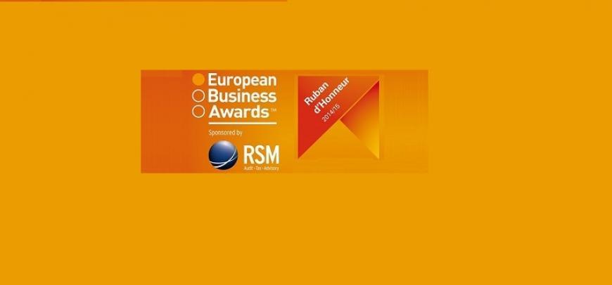 EBA - Ruban d'Honneur 2014-2015