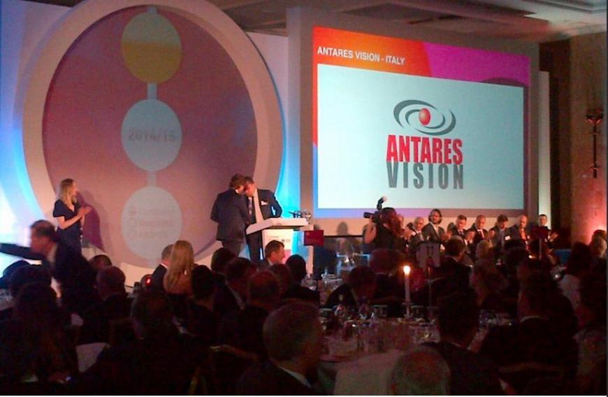 Italian company Antares Vision winner at 2015 EBA