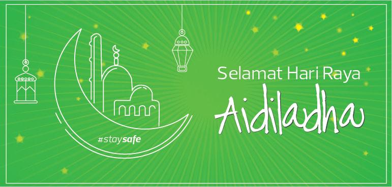 Selamat Hari Raya Aidiladha Rsm Malaysia