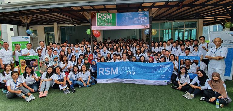 RSM Malaysia World Day 2019 Celebration