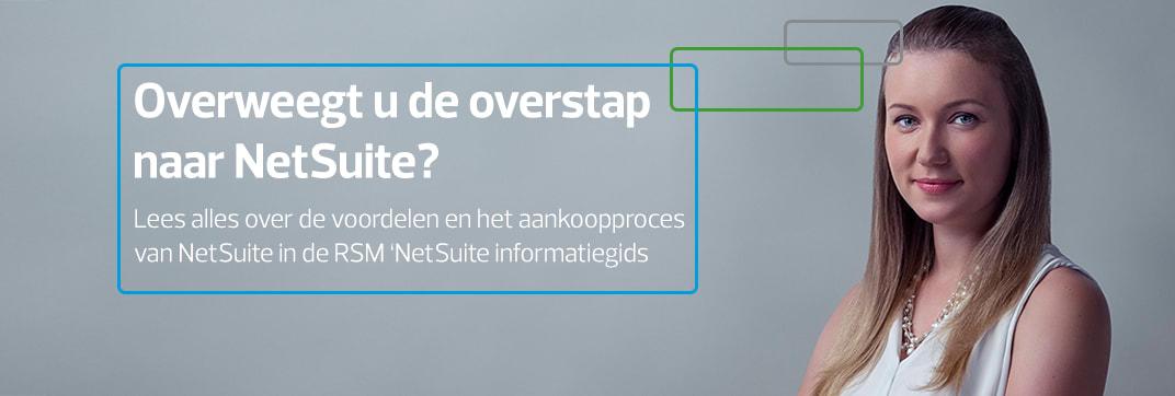 Inhoud 'NetSuite informatiegids'