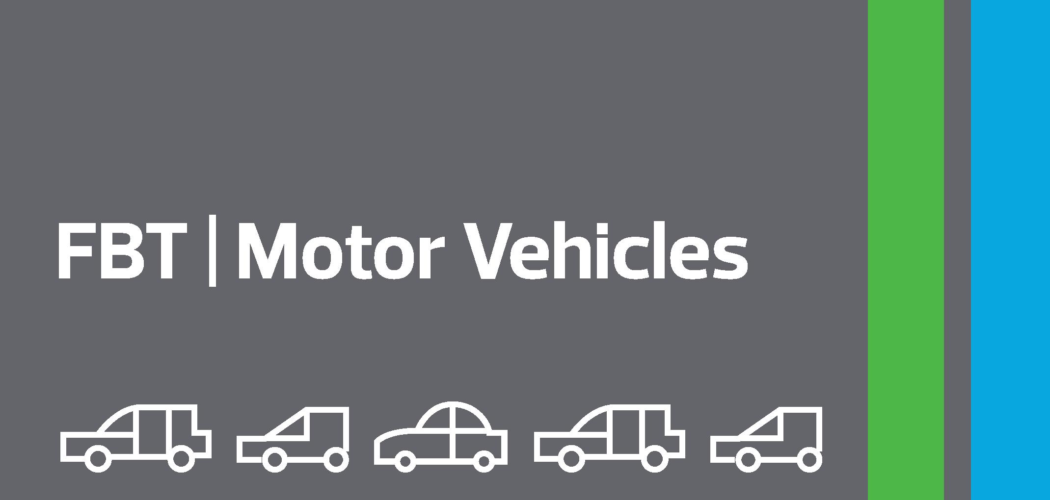FBT motor vehicles