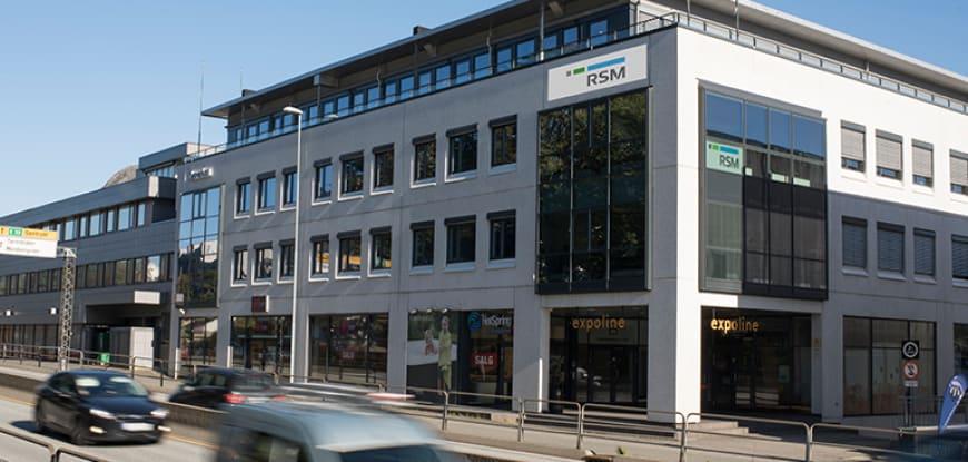 RSM Norge avdeling Bergen