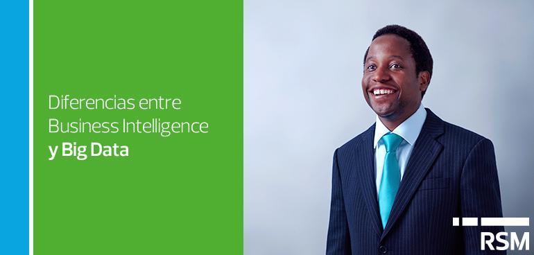 diferencias entre business intelligence y big data