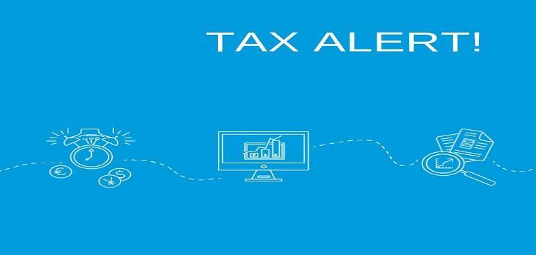 Tax alert on 2020 deadline extensions, a summary