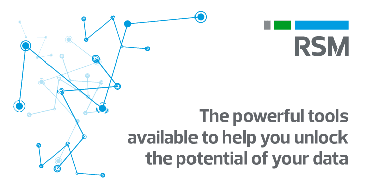 The powerful tools available to help you unlock the potential of your data