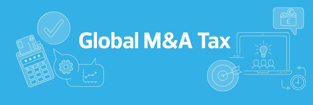 Global M&A Tax