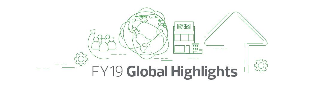 RSM Global highlights