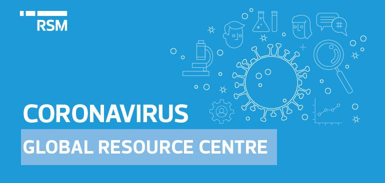 Rsm Global Coronavirus Resource Centre Rsm Global