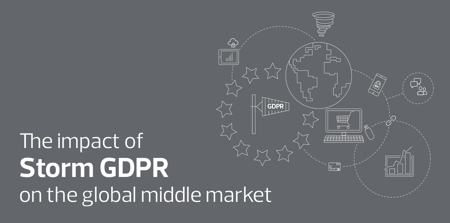 The impact of Storm GDPR on the middle market